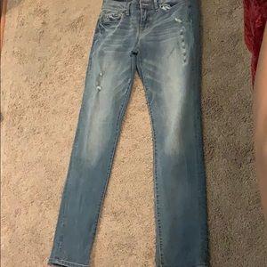 Aeropostale's jeans